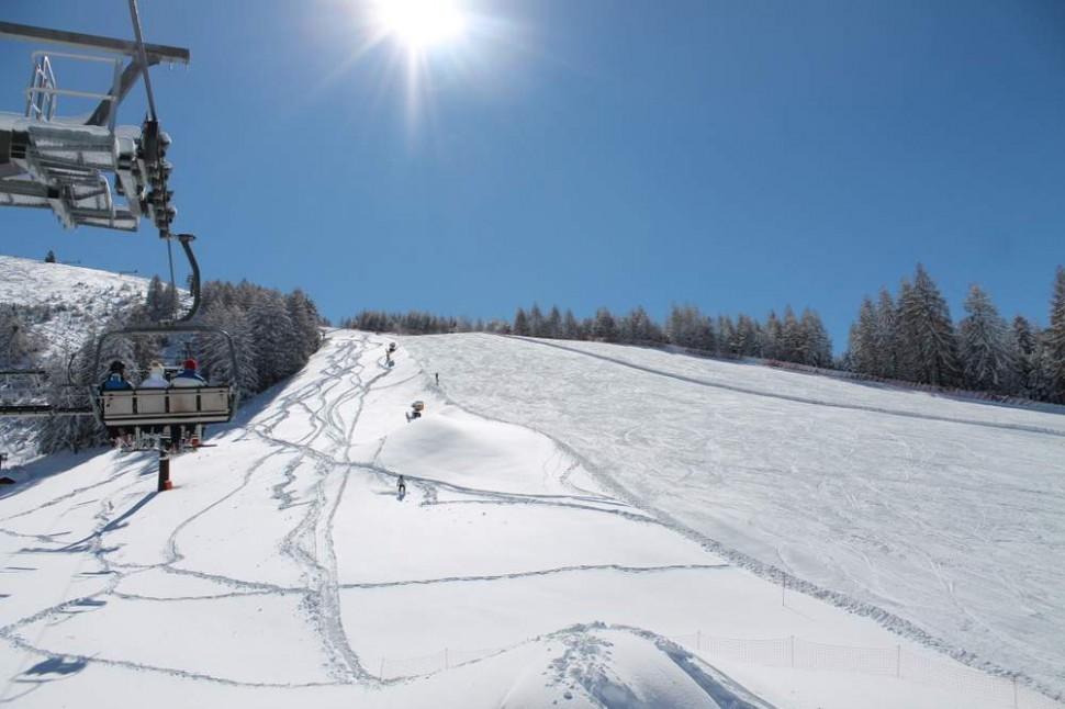 region narciarski folgaria