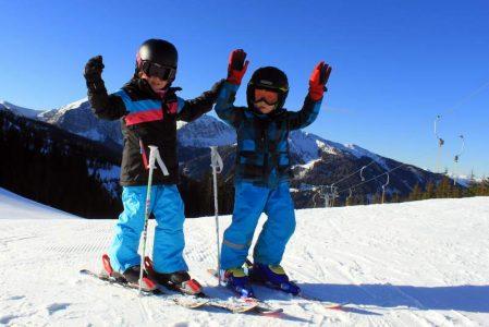 Austria - wyjazd narciarski ski school