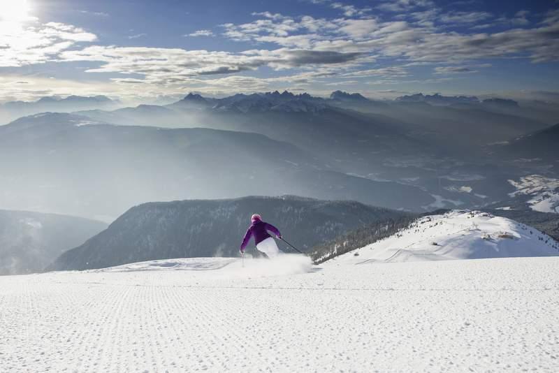 Włochy przedszkola narciarskie