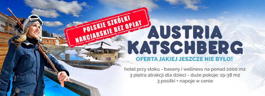 wyjazdy narciarskie dla wymagających z polskimi instruktorami - Austria