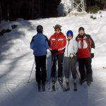 Free Ski w Dolomitach