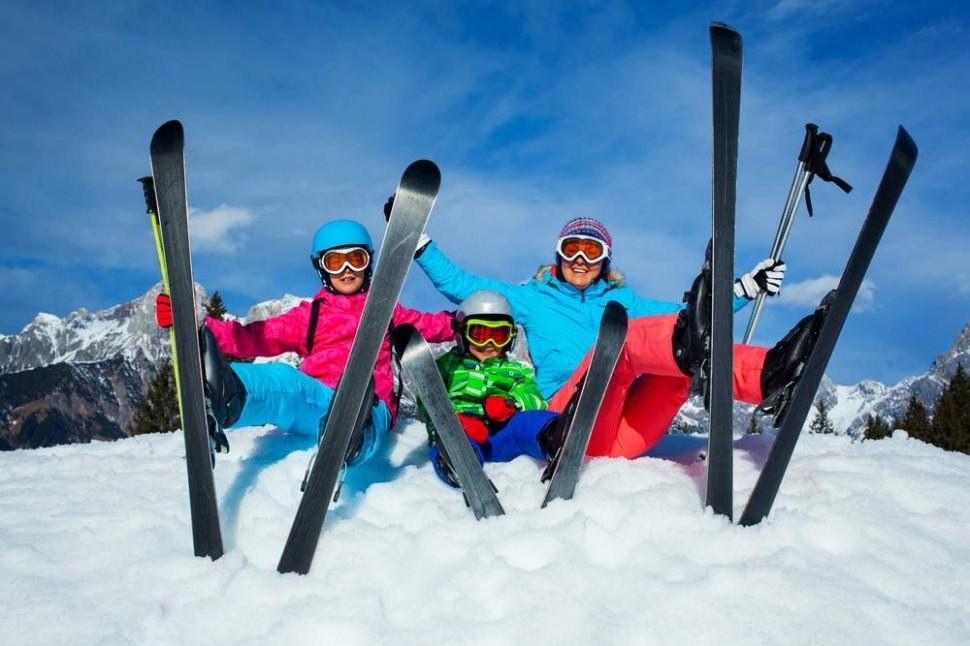 Austria przedszkola narciarskie