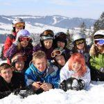 Bukowina - obóz narciarski z rodzicami