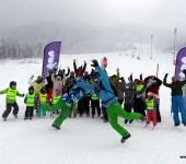 Przedszkole narciarskie Włochy, Austria