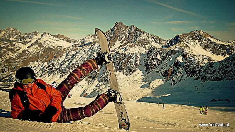 Szkolenia snowboardowe Włochy