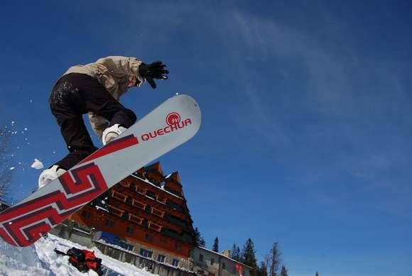 Obóz narciarski i snowboardowy w Bukowinie