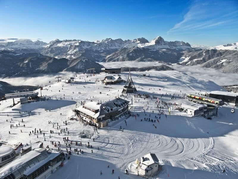 Kronplatz szkolenia narciarskie