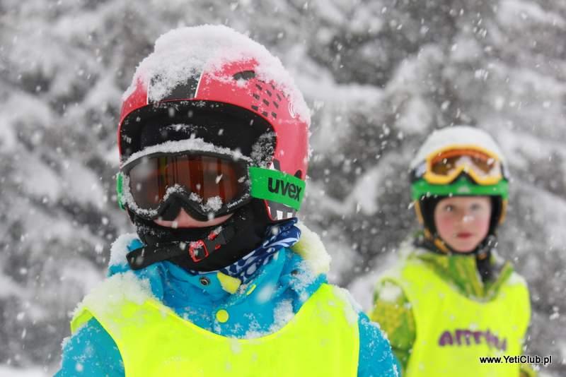 Przedszkola narciarskie Austria, Włochy