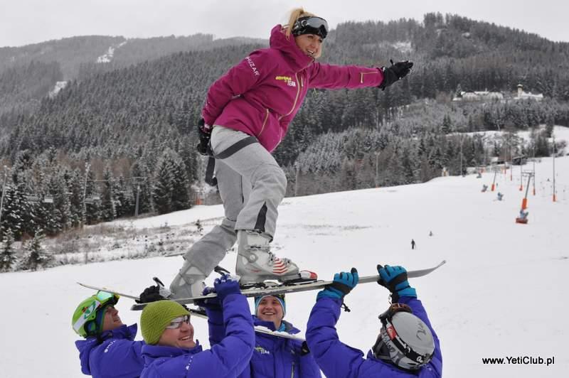 Wyjazdy narciarskie dla grup