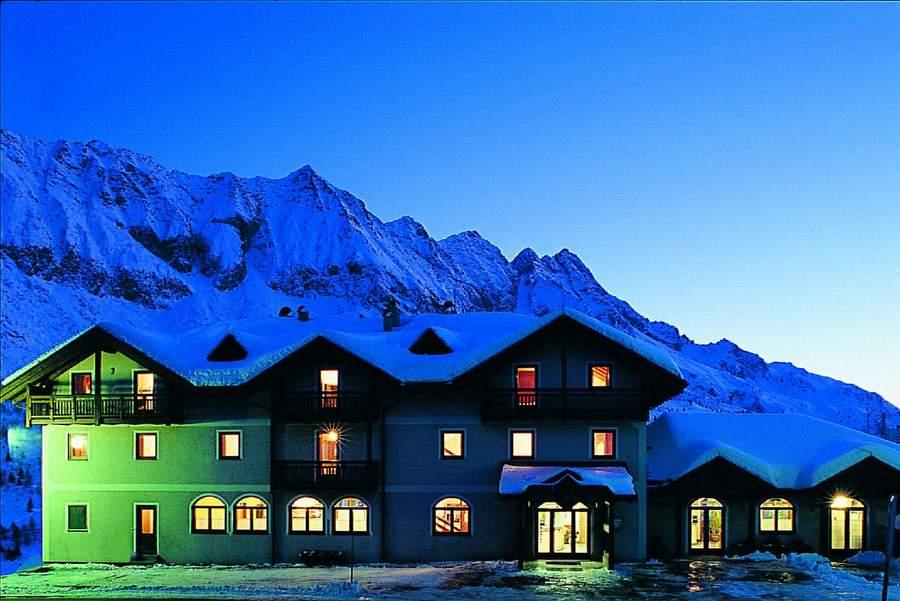 Obóz narciarski Włochy - Val di Sole