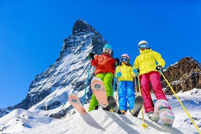 narciarskie przedszkole