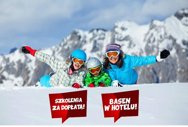 włochy przedszkole narciarskie