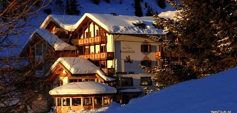 Sprawdzone hotele przy stoku - Włochy