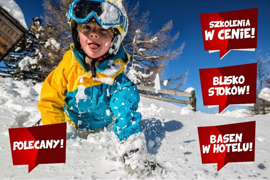Austria wyjazd narciarski ze szkoleniem
