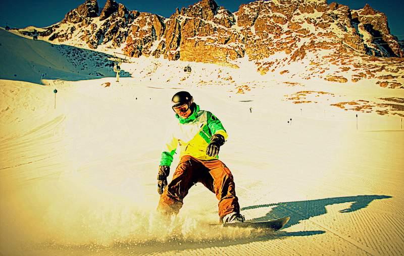 szkolenia snowboardowe - wyjazd na narty ze szkoleniem
