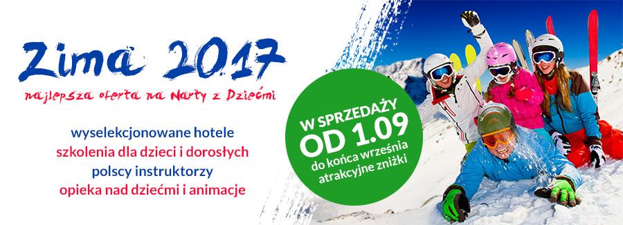 promocje na wyjazdy narciarskie