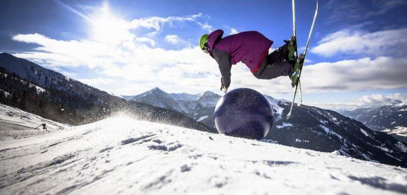 karyntia polecane regiony narciarskie w Austrii - Goldeck