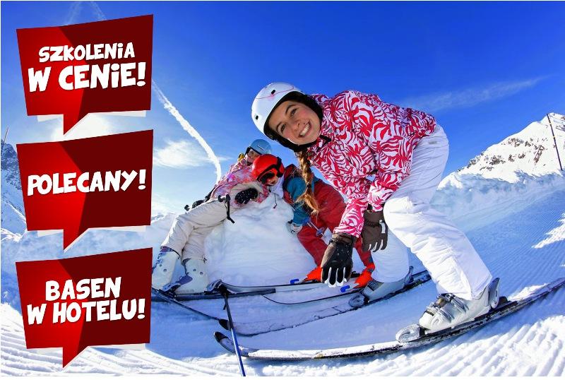 włochy na narty z dziećmi - folgaria