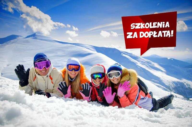 wyjazd na narty z dziećmi włochy