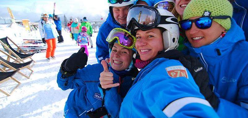 wyjazd na narty do Włoch ze szkoleniami narciarskimi dla dzieci - polscy instruktorzy i animacje wieczorne w cenie