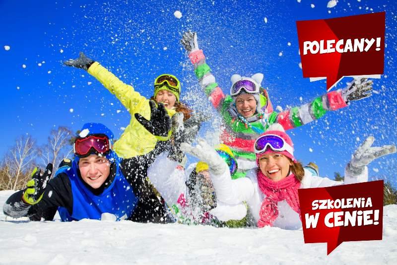 wyjazd narciarski w marcu