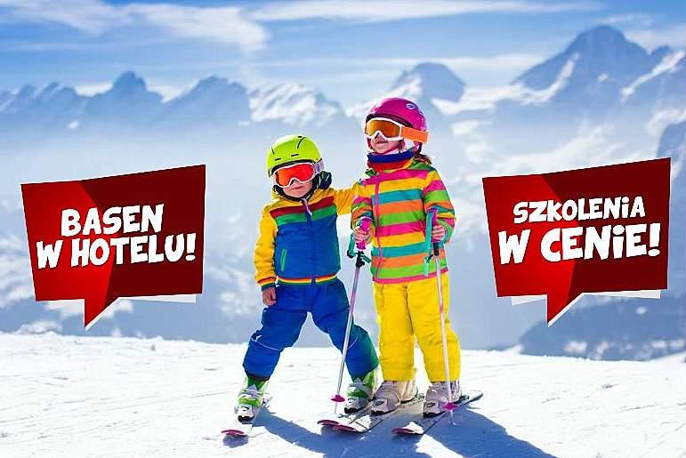 Wyjazd na narty w marcu ze szkoleniem