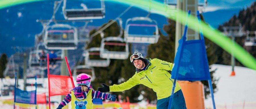 Włochy szkółka narciarska