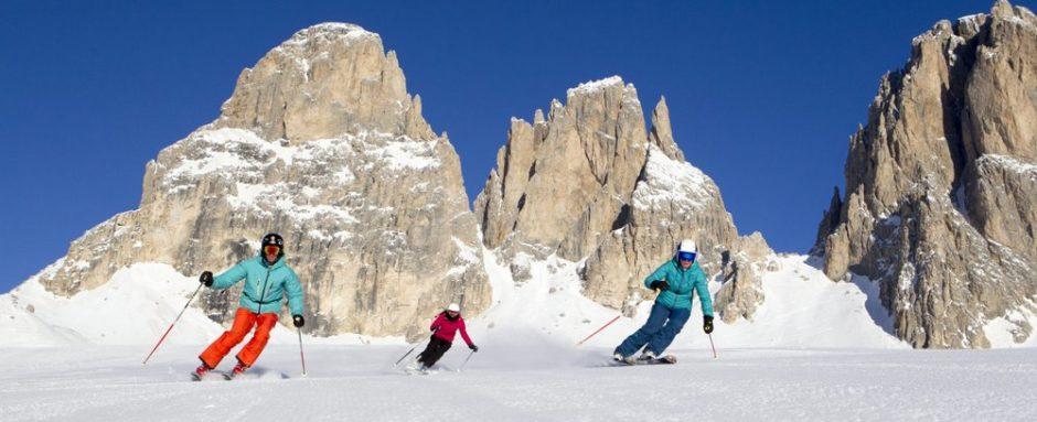 Wyjazd narciarski do Włoch - Val di Fassa 2019