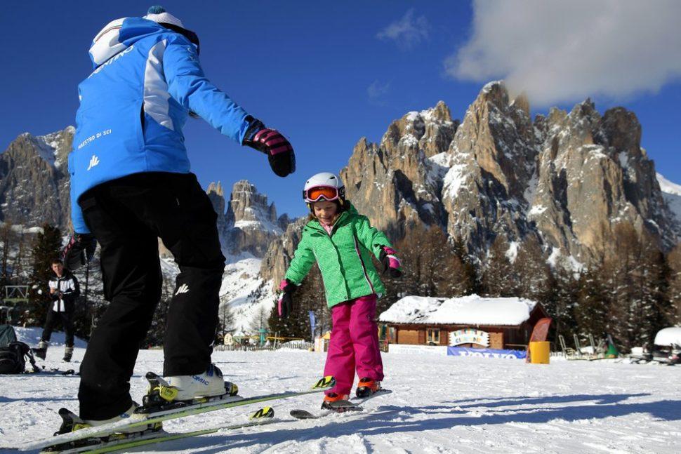 Region Val di Fassa wyjazdy narciarskie 2018