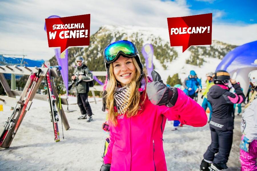 wyjazd narciarski do włoch