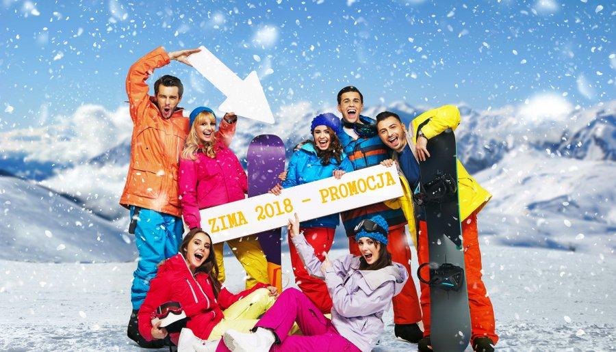 wyjazdy narciarskie 2018 z dziećmi