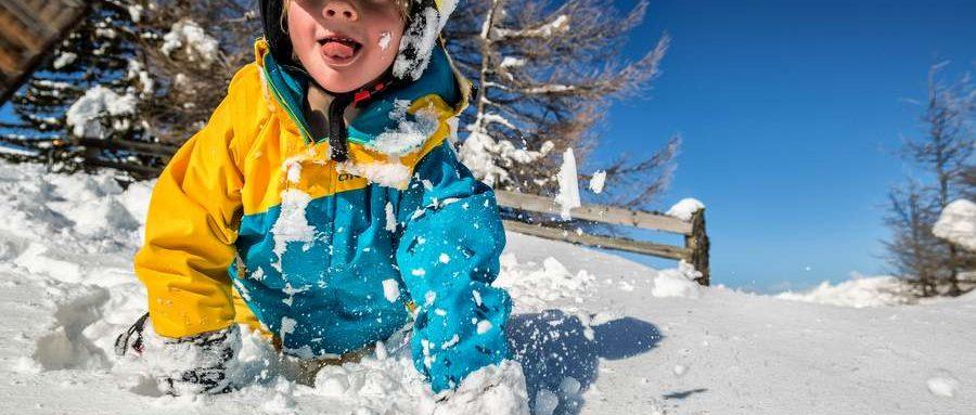 najlepszy region narciarski w Austrii dla rodzin z dziećmi