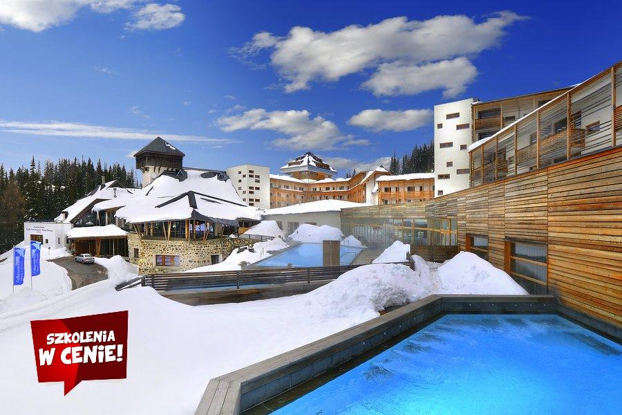 Polskie Szkółki Narciarskie w Alpach - hotele Premium