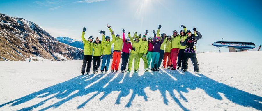 Polskie szkółki narciarskie w Alpach