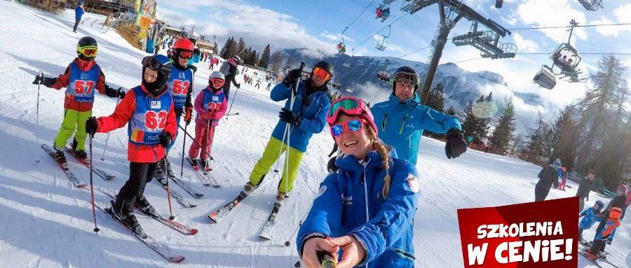 Polskie szkółki - wyjazd narciarski do Val di Sole z dziećmi