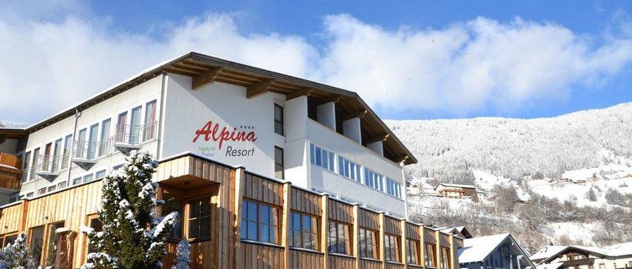 Zima 2019 Tyrol