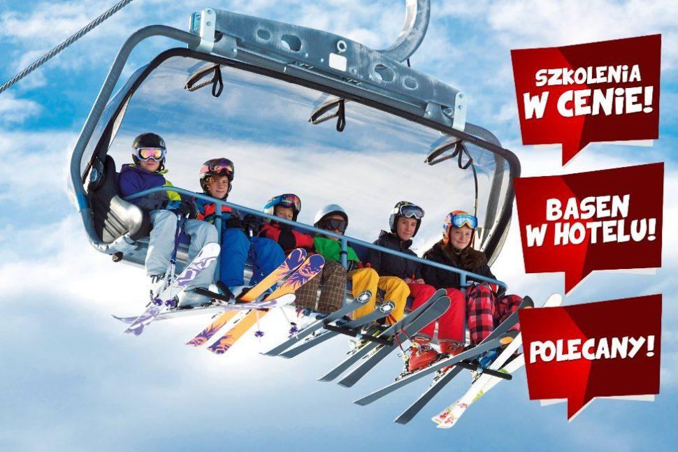 polskie szkółki narciarskie w austrii