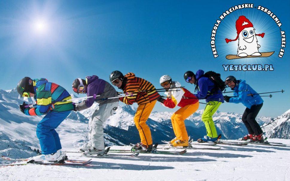 polecane wyjazdy narciarskie z dziećmi