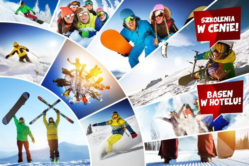wyjazd narciarski na ferie zimowe