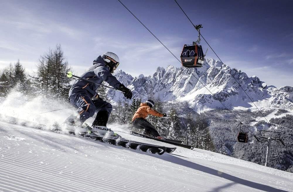wyjazd na narty z dziećmi - Włochy - 3 zinnen