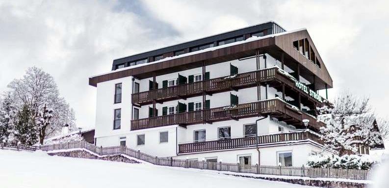 Wyjazdy narciarskie z instruktorem. Włochy - hotel Strobl