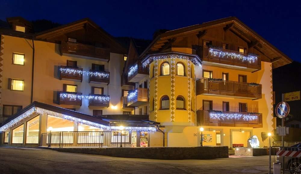 wyjazd narciarski do Val di Sole z dziećmi - apartamenty Gaia