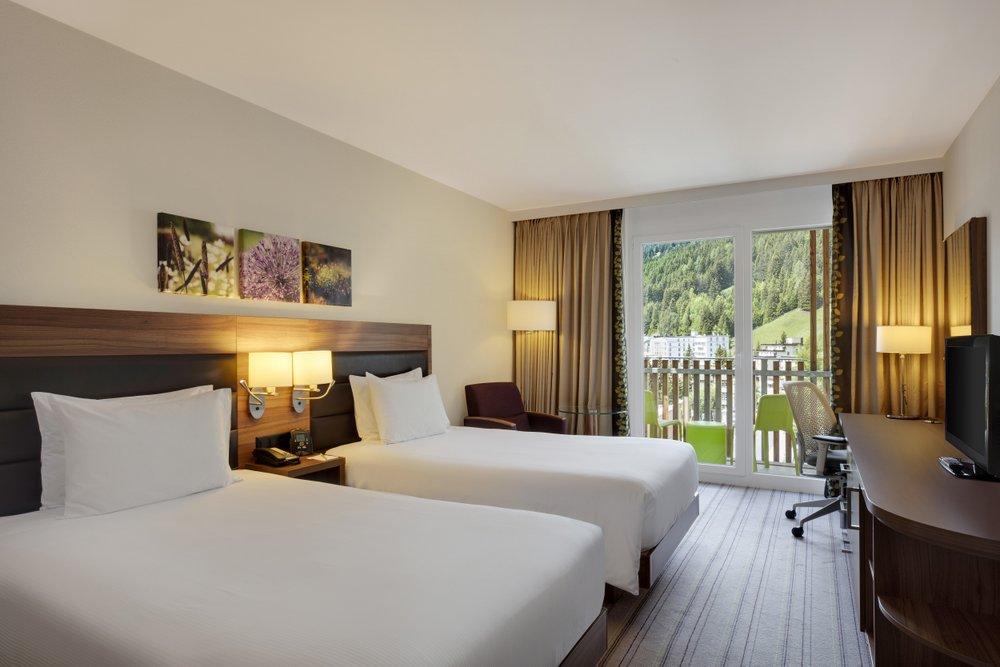 Wyjazd narciarski do Szwajcarii - hotel Hilton