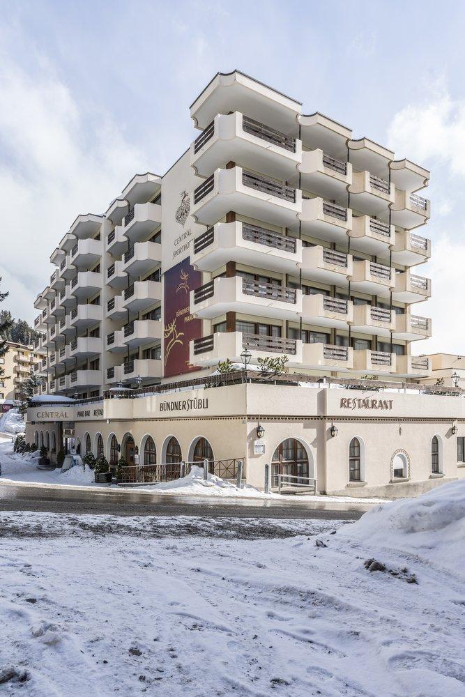 Zorganizowany wyjazd narciarski do Szwajcarii z polskimi szkółkami - Davos