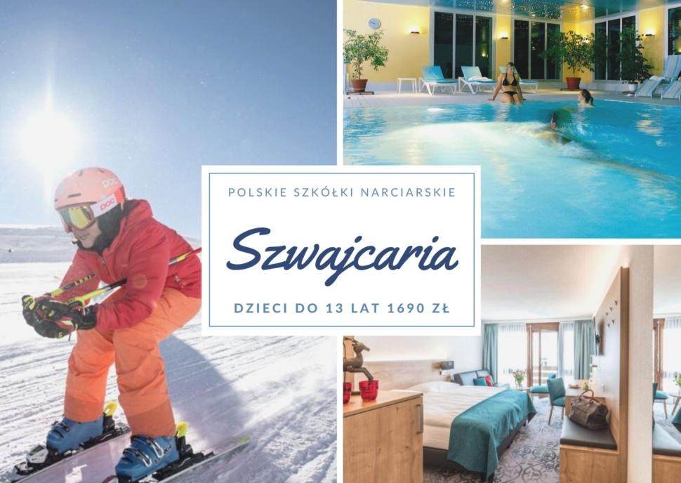 zorganizowany wyjazd narciarski do szwajcarii